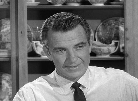 8. Hugh Beaumont as Ward Cleaver (Leave It To Beaver)
