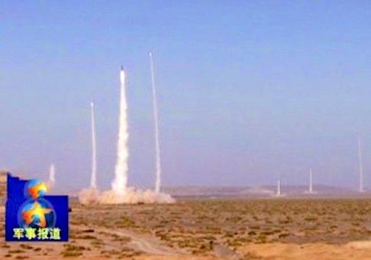 df-21-missiles