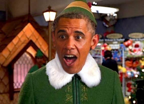 elf-obama