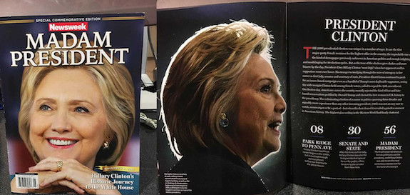 leaked-newsweek_s-recalled-hillary-clinton-_madam-president_-issue