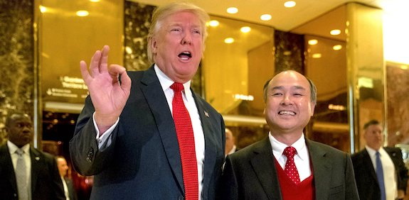 trump-softbank