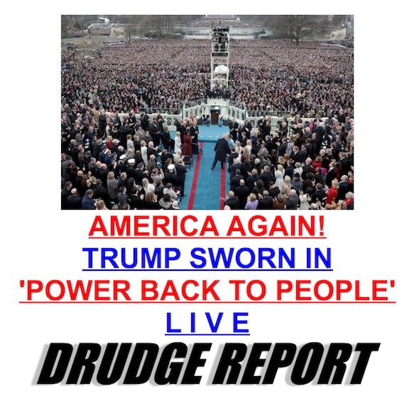 drudge-presidency
