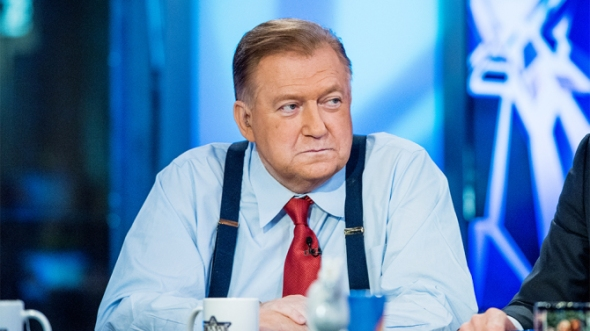 NEW YORK, NY - JANUARY 17:  Bob Beckel Rejoins