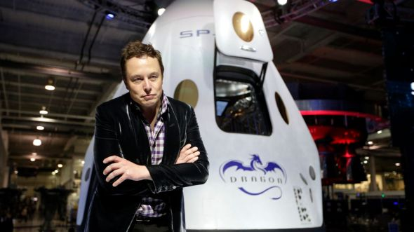 Turns out this space stuff is pretty lucrative. (AP Photo/Jae C. Hong)